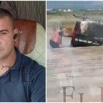 El transportista rumano que salvó la vida a un operario sacándole de la furgoneta en la A-92 a su paso por Osuna