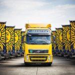 Waberer's retira otros 1.200 camiones de rutas no rentables y se reestructura, después de detener el 40% de la flota.