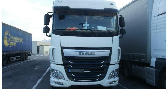 Detenidos dos camioneros del Este que recorrían Europa robando gasoil de otros camiones