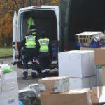 Muy mal día en multas para los conductores Rumanos que cargaron en España y regresan a Rumanía