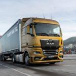 El título 'Camión internacional del año' se lo lleva MAN TGX, valorando la comodidad del conductor.