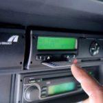Multa de 53.700 euros por el uso del conductor de otra tarjeta de tacógrafo