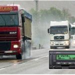 La UE no quiere que los datos del tacógrafo sean la base para multas por exceso de velocidad