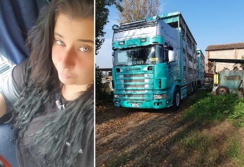 Camionera Dayana: Hola, tengo 34 años, dos hermosos niños y conduzco desde los 19.