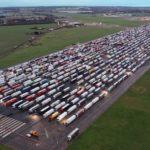 Francia levanta la prohibición de entrada a camiones, presentando una PCR negativa que no supere 72 horas