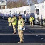 36 camioneros resultaron positivos en Covid, de las 15.526 pruebas realizadas