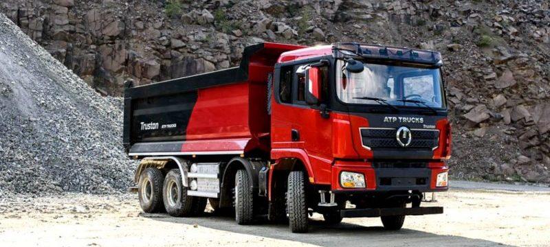 28 camion trusto