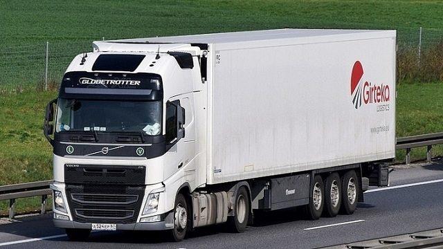 Girteka busca camioneros desde 1.584 € + dietas, complementos y beneficios sociales en Alemania.