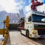 El primer ferry de la línea Cartagena-Toulon partirá el próximo 16 de enero