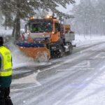 La Guardia Civil alerta de nevadas en la A-6 y la A-52 en las próximas horas