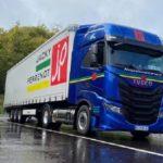 Jacky Perrenot incorpora 17 nuevos Iveco S-WAY NP, a los 500 vehículos que ya funcionan con gas.