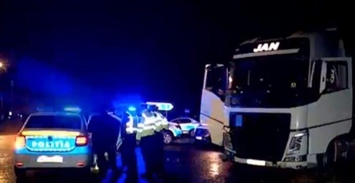 El ladrón de un camión, provoca una persecución de película durante 100 km y 20 disparos
