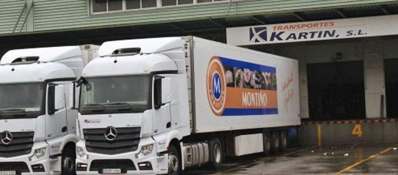 Detenidos dos chóferes de camión en Benavente por robar mercancía y venderla