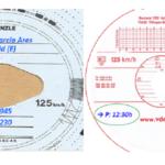 Los conductores con tacógrafo analógico deben anotar ya el cruce de fronteras