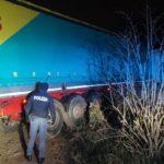Detenido un camionero sin puntos en la licencia, tras una larga persecución de película en Verona