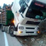 Un Guardia Civil salva a un camionero que fue aplastado por su vehículo en Jaén