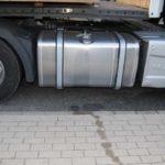 Condena ejemplar: 8 meses de prisión y 3 años de libertad condicional a un camionero por robar 729 litros de gasoil