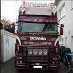 Alemania está bloqueando los camiones tuneados de manera ilegal.