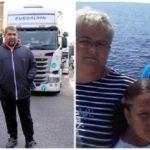 Testimonio de un camionero bloqueado en Navidad en Gran Bretaña: Extraño a mi esposa e hija, pero estos son los peligros del trabajo