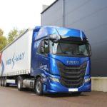 El camión del futuro en posición de espera en algunos países de Europa, por falta de servicio de GNL
