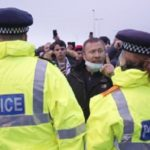 Los camioneros alterados provocan el caos en Kent: deben hacerse la prueba del virus, pero quieren irse a casa