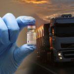 Francia vacunará a los camioneros mayores de 55 años, como oficio prioritario a partir del 24 de abril