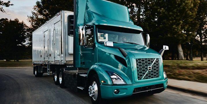 Volvo Trucks también está comenzando a vender camiones eléctricos en Estados Unidos.