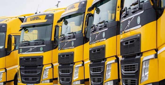 Las nuevas tractoras de Waberer Volvo FH 460  cabina XL «Superequipados y Espectaculares»