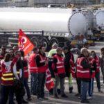 Los 4 principales sindicatos franceses, convocan una huelga el 1F contra el deterioro de las condiciones laborales de los conductores.