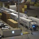 El primer ferry para camiones parte del Puerto de Cartagena rumbo a Toulon