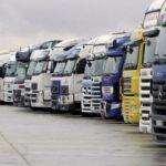 Francia pone a disposición  de los camioneros un servicio médico gratuito en las 14.000 plazas de aparcamiento de camiones