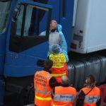 Reino Unido abre 20 nuevos centros de pruebas Covid para conductores de vehículos pesados en todo el país