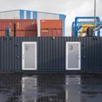 Crearán 600 Roatel de 7 m² para camioneros en contenedores marítimos, en áreas de descanso y gasolineras en toda Alemania.