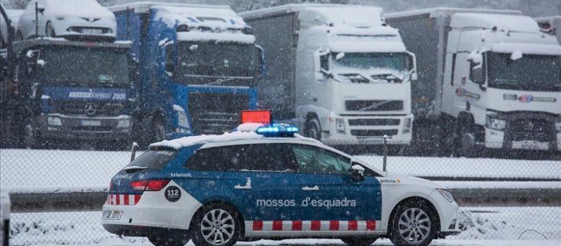 La CETM considera que la prohibición de circular camiones en Cataluña hasta el lunes no tiene ningún sentido