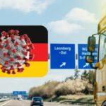 Alemania exige un registro digital de entrada para conductores al incluir España como «área de alta incidencia»
