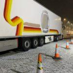 Reino Unido pone a un camión del Grupo Fuentes como ejemplo de las cosas bien hechas.