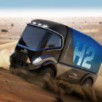 El primer camión propulsado por hidrógeno participará en el Rally Dakar en 2022