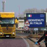 Italia publica las restricciones a camiones para 2021