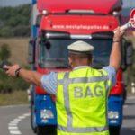 La Oficina Federal de Transporte de Mercancías (BAG), denuncia 43 vehículos incumpliendo de la normativa de cabotaje