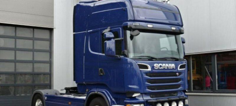 Conductor de  Camión TIR, multado con 30.000 euros por manipular el tacógrafo en Alemania