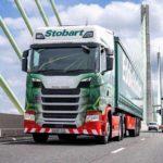 Stobart y su socio hacen una compra récord de 2.250 camiones Scania.