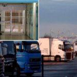 Un camionero, el primer sospechoso de estar infectado con la nueva cepa de coronavirus en Gran Bretaña, arrestado en Francia