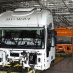 Iveco camiones tiene necesidad de cubrir casi 500 puestos de trabajo para acelerar la producción gracias al buen momento que atraviesa