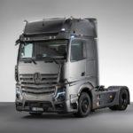Mercedes Benz comienza ya a vender el impresionante Actros F y Edition 2