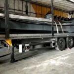 Investigan a un empresario de Almería por usar sus camiones para transportar droga