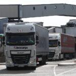 Los camioneros denuncian sus precarias condiciones laborales