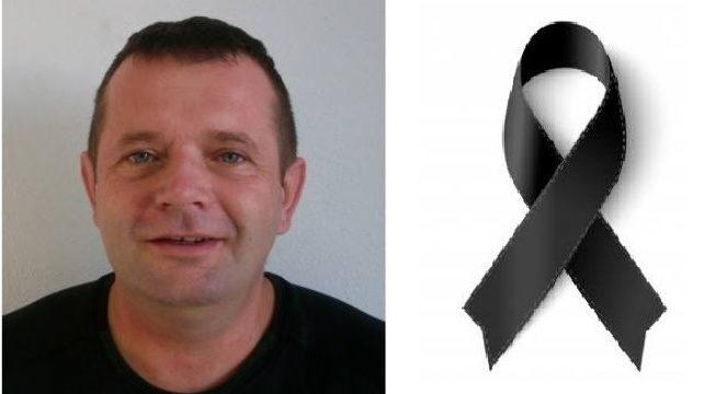 Conmoción por el fallecimiento durante la pausa, de un conductor de solo 44 años de Castillo Trans