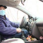 «Nea Mihai», el conductor de 97 años que atropelló a un peatón y no lo vio.