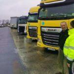 Los salarios de un camionero en Austria, pueden llegar a más de 3.000 € netos + 14 pagas
