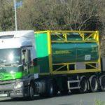 EUCONSA: Necesita conductores C+E ADR servicios nacionales e internacionales con plataforma de contenedores y distribución de Granel